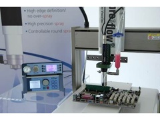 NEPCON SHENZHEN展览ViscoTec将會展出preeflow産品:  ecoSpray, ecoduo,