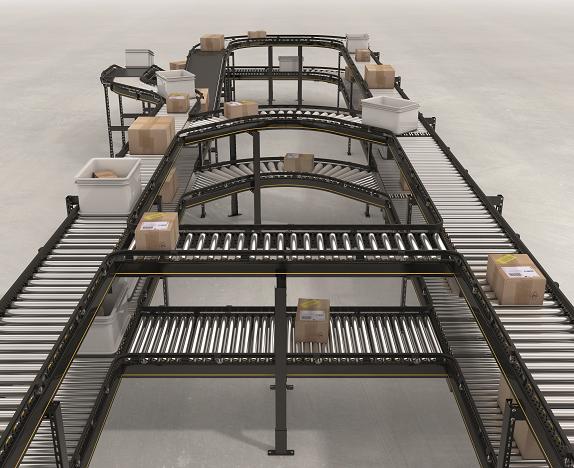 英特诺新型输送机模块