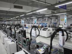 台达吴江生产基地CDP智能制造生产线