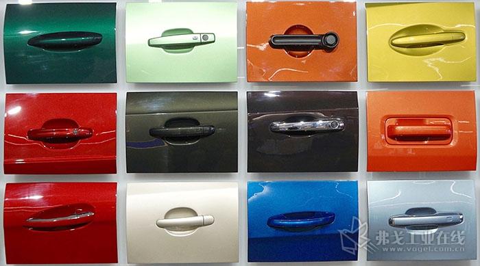 于2016年在波西米亚北部奥斯特罗夫开工的WITTE Automotive工厂生产的重要产品是汽车门把手及背后的锁机构