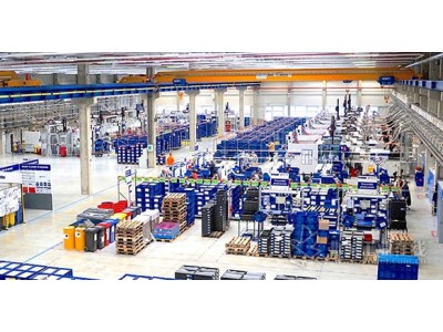 AIRMOULD®技术的应用:受控的300bar加压氮气