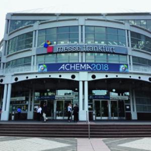 德国ACHEMA展会开启制药创新之旅