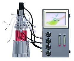 图3 微型生物反应器