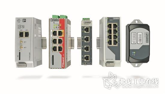 图4 这样的产品组合提供了构建机器数据网络需要的所有组件