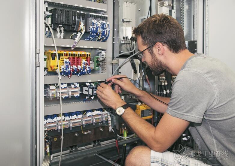 以性能和可靠性为首要任务,Gustav Klein公司在自己的测试实验室中验证每一项开发成果
