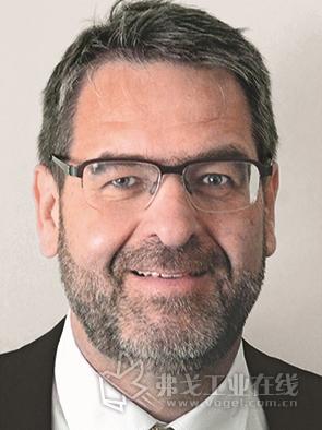 Gustav Klein市场营销主管 Bernhard Rill