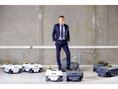 Mobile Industrial Robots 产量激增,移动机器人销量增长 130%