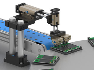 IAS2018:雄克小型平动机械手SCHUNK MPC