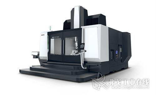 DMU 340 Gantry是一款高性能、高动态性能和应用广泛的XXL级加工中心