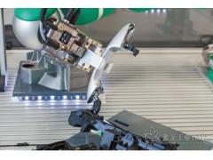 破纪录的服务型机器人