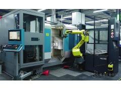 通过机器人的 自动化系统提高生产能力