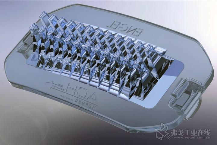 硅橡胶LED透镜