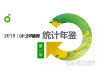 《BP世界能源统计年鉴》2018中文版重磅发布