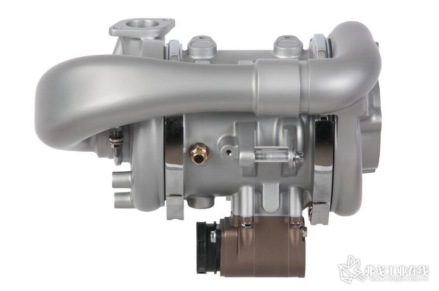 氢燃料电池空气压缩机技术