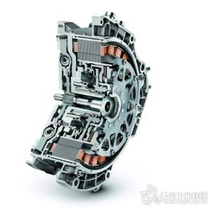 舍弗勒:P2混合动力模块