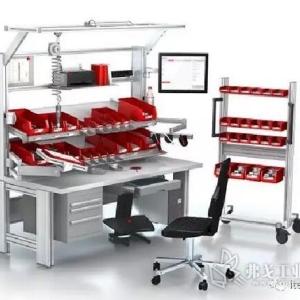 工博会自动化展,来item展位看铝型材百变造型