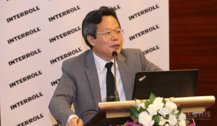 英特诺集团执行副总裁、亚洲区总裁夏本春博士