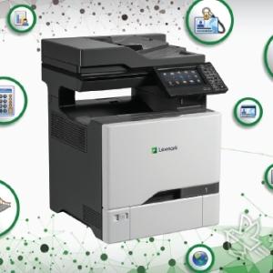 为物流业提供的打印服务管理