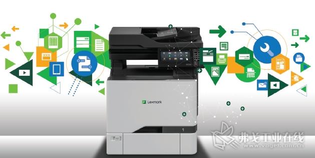 Lexmark公司'前瞻性服务'的维护保养使用了打印机中传感器的100多个数据点,对这些数据进行分析评估,以便早期就能发现故障隐患,及早排除,避免影响对MPS文件管理服务的用户产生影响,提供最好的、性能强大的文件打印服务