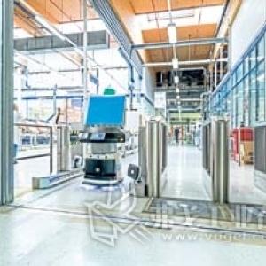 FTS无人驾驶技术 提高了印刷电路板的生产效率