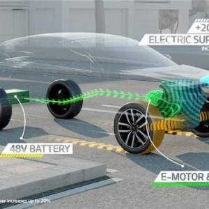 你知道什么是48V微油电汽车吗?