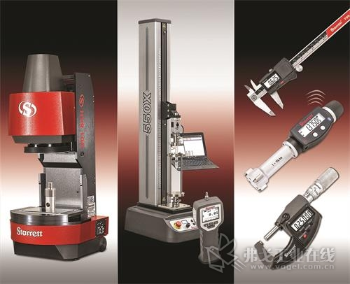 自动视觉技术、光学测量系统、数字测量工具