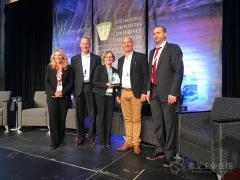 雷诺多用途车的复合材料全景天窗导轨获2018 SPE ACCE人民选择奖