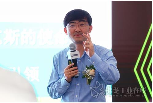菲尼克斯电气中国公司总裁顾建党