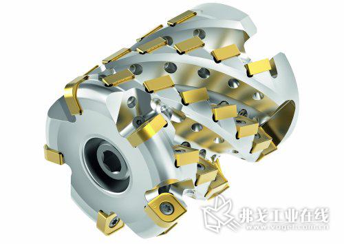 无论是进行型腔加工和仿形加工,HARVI Ultra 8X 每分钟可稳定完成 20立方英寸的钛材料切削,刀具使用寿命可达到一小时或更长