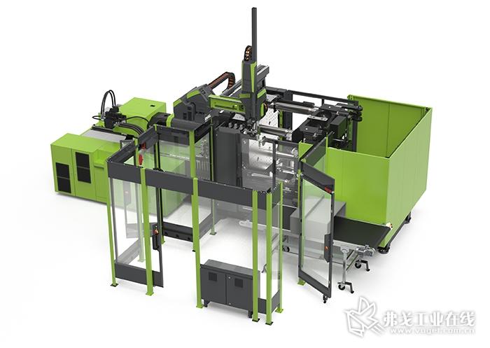 新的模块化EN ISO 14120柔性安全防护增强了生产的安全性