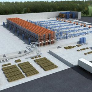 北起院:美的磁控管新工厂物流系统总集成及相关服务项目