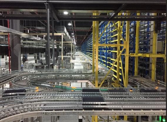 美的磁控管新工厂物流系统总集成及相关服务项目