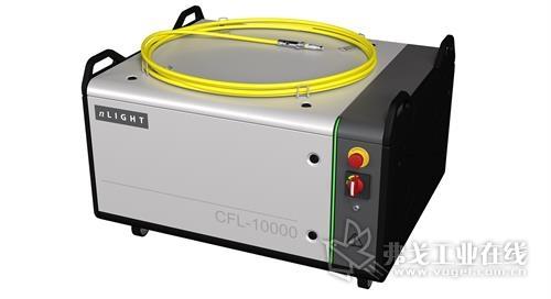 恩耐全新机型的光纤激光器