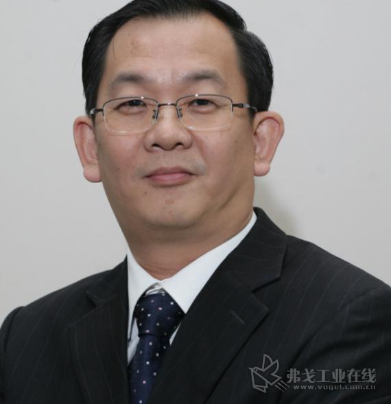 负责亚洲诺信聚合物加工系统 (PPS) 产品线的副总裁Teong HK先生