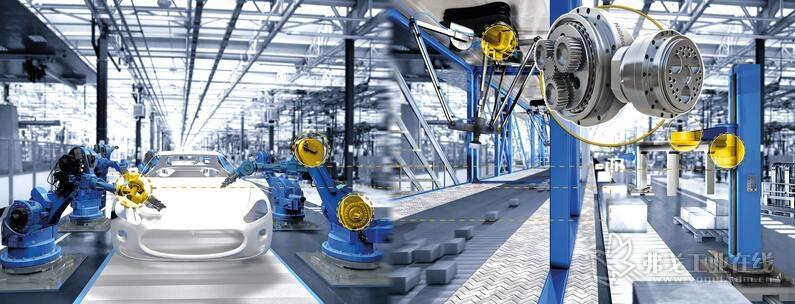■ 目前在汽车或包装行业中经常使用的线性生产线在未来的工厂中将不复存在,取而代之的将是更加      灵活、可移动和模块化的生产方式