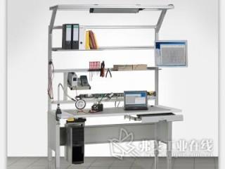 人体工学手动调节工作台