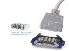 HMMB百兆传输模块连接器