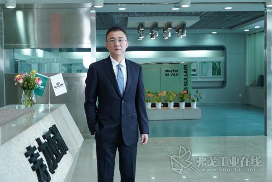 寿力亚洲总裁谢卫东先生