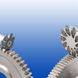 伊斯卡为齿轮铣削加工提供两种全新解决方案(LOGIQ系列)