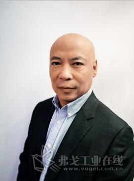 弗兰德传动系统有限公司管理委员会成员、销售总经理陈沛坚先生