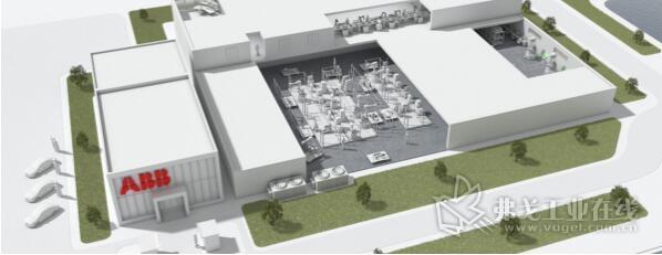 ABB将在上海建设其全球最先进的机器人工厂