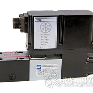 DLHZO型带电反馈伺服比例方向阀