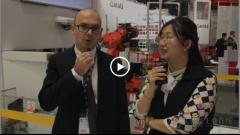 CeMAT ASIA 2018:【摩登纳】摩登纳_中国_自动化设备有限公司总经理 欧非欧先生