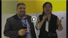 CeMAT ASIA 2018:【胜斐迩】胜斐迩仓储系统(昆山)有限公司董事总经理 卡恩先生
