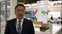 CeMAT ASIA 2018:安吉物流展台介绍:安吉智能物联技术首席执行官 金宾先生