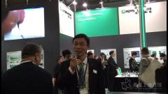 CeMAT ASIA 2018:【倍加福展台:W1-A4】倍加福技术经理 祝小涛先生展品介绍