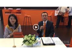 CeMAT ASIA 2018:【范德兰德】范德兰德物流自动化系统(上海)有限公司中国区总裁 许东亮先生