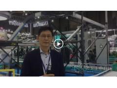 CeMAT ASIA 2018:【陆大明先生点评德马】中国机械工程学会副理事长兼秘书长陆大明先生点评德马