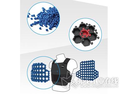 凯柏胶宝®热塑性弹性体用于透气型防护衣中的轻盈缓冲垫
