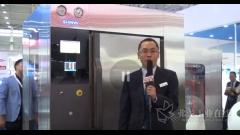 新华医疗技术部部长傅佩顺先生介绍蒸汽灭菌器
